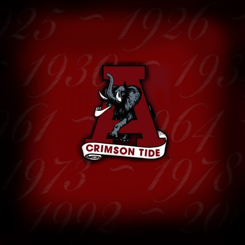 10 Best Alabama Football Logo Wallpaper FULL HD 1920×1080 For PC Desktop 2018 free download top images alabama crimson tide hd widescreen wallpapers 50 800x800