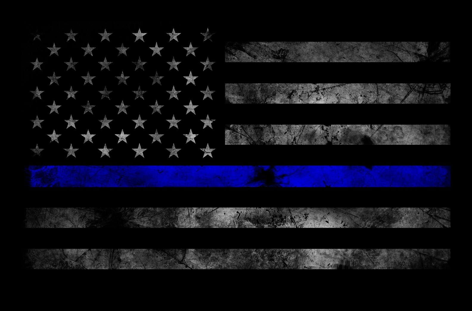 top police thin blue line wallpaper wallpapers | my style | pinterest