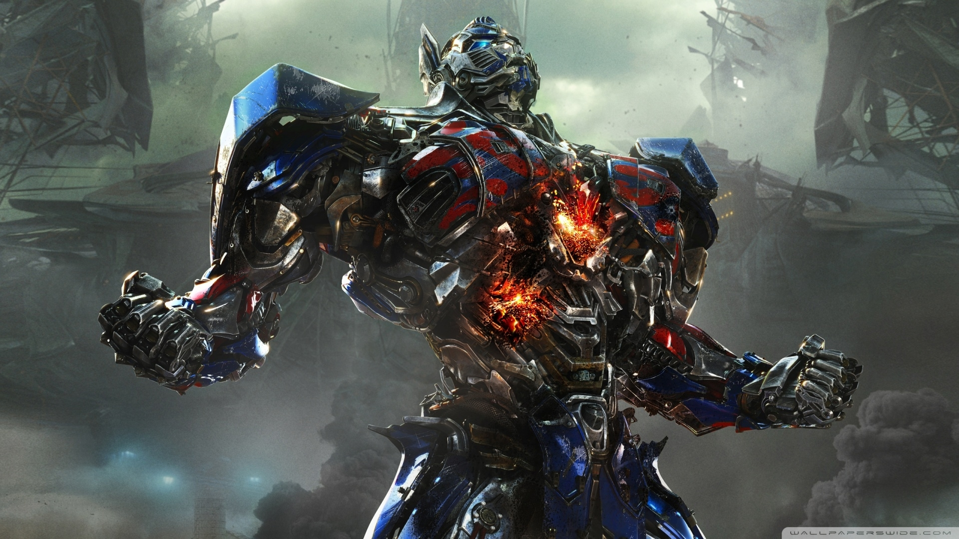 transformers 4 optimus prime ❤ 4k hd desktop wallpaper for 4k ultra