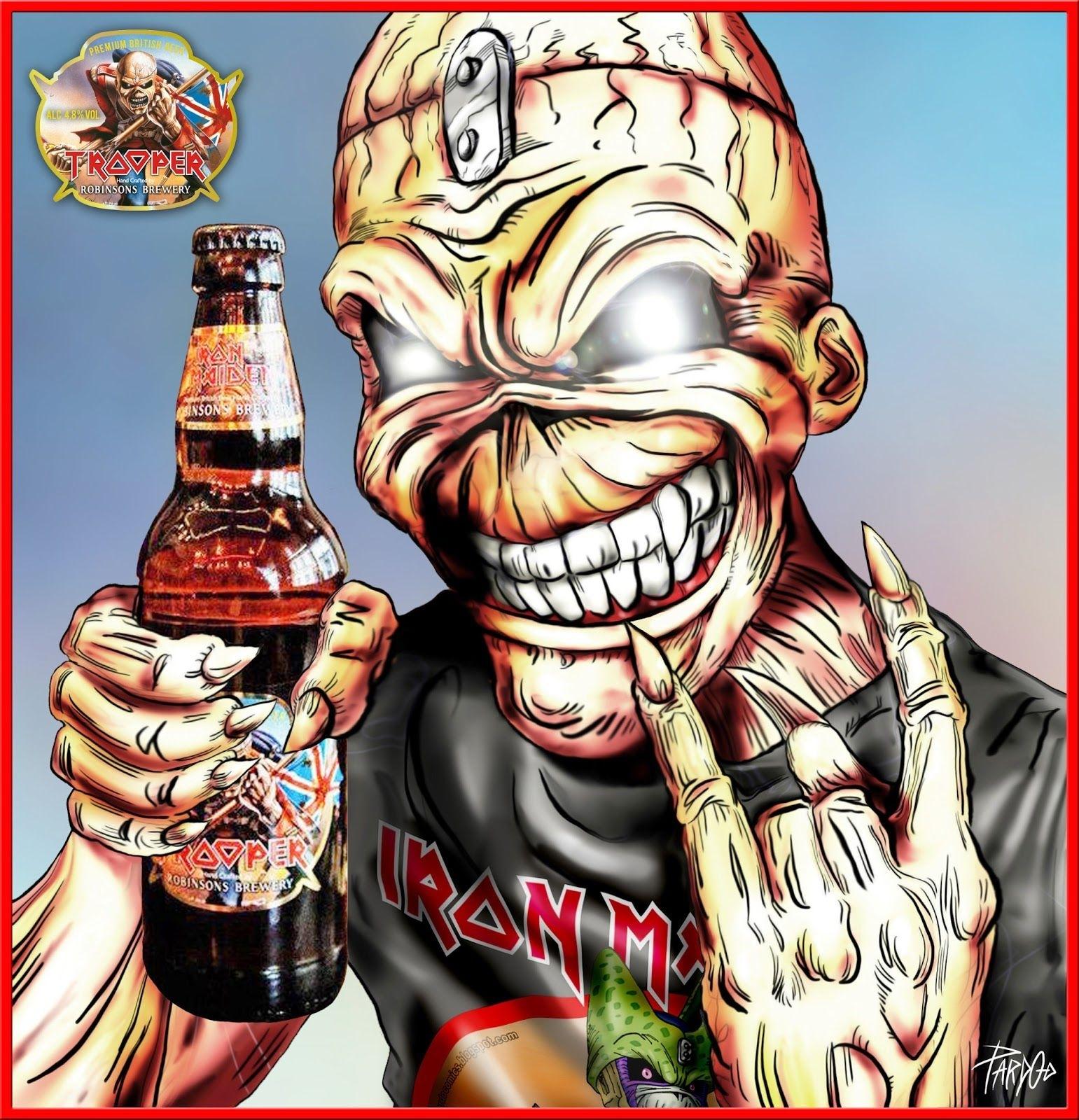 10 Best Eddie Iron Maiden Pics FULL HD 1080p For PC