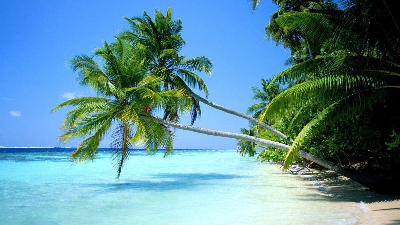 tropical beach desktop wallpapers - wallpaper cave