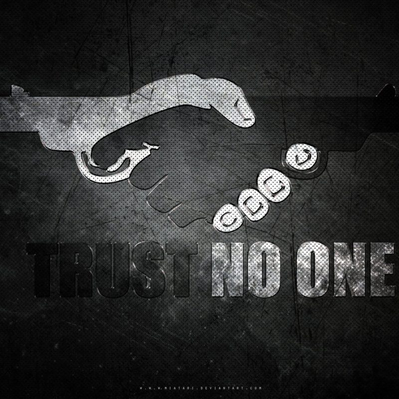 10 New Trust No One Wallpaper FULL HD 1920×1080 For PC Background 2021 free download trust no onemiatari on deviantart 800x800