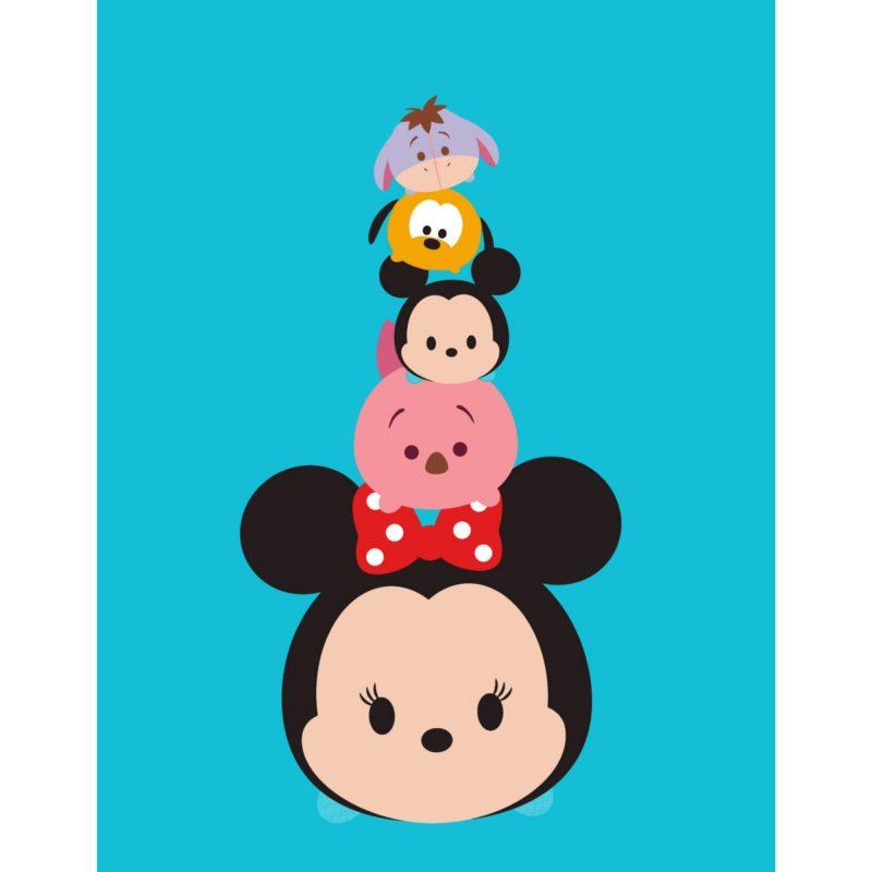 10 Top Disney Tsum Tsum Wallpaper FULL HD 1080p For PC Desktop 2018 free download %name