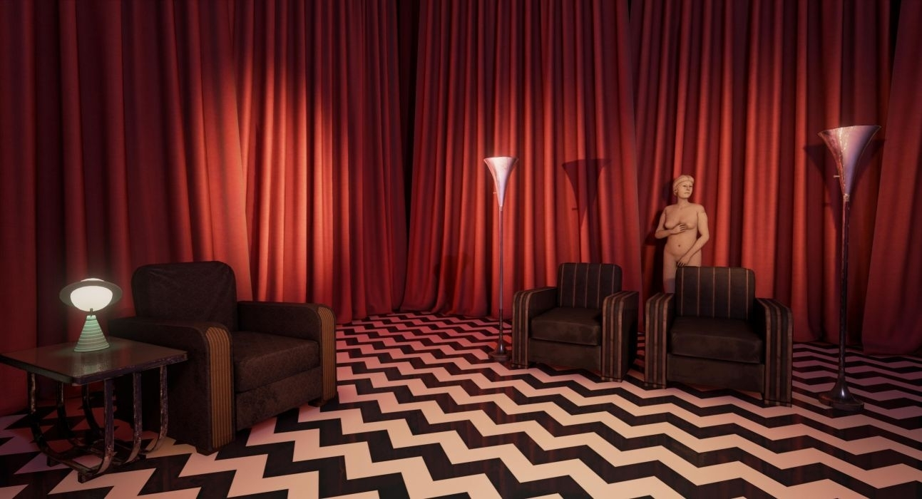 10 Top Twin Peaks Red Room Wallpaper FULL HD 1920×1080 For ...