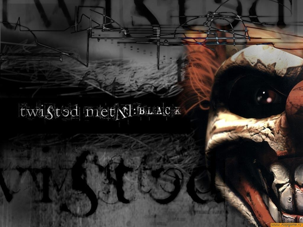 twisted metal black images twisted metal black hd wallpaper and
