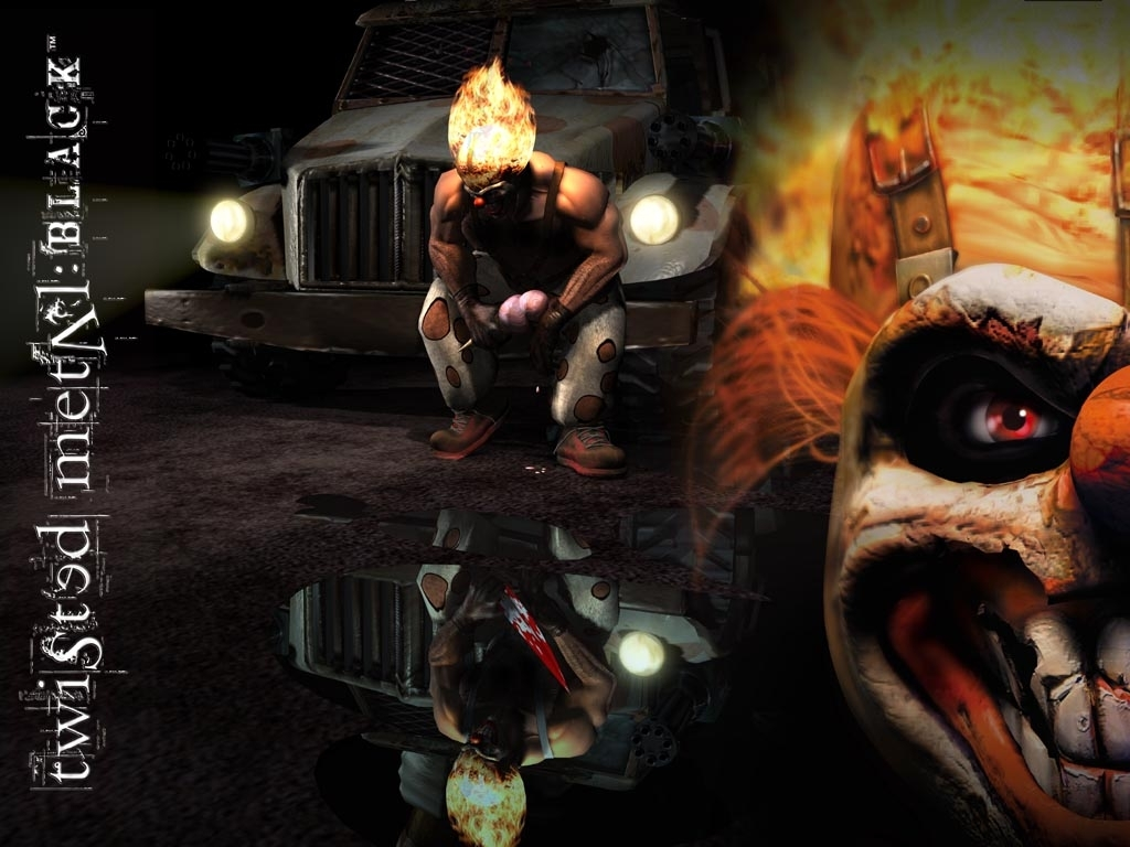 twisted metal black wallpapers (ps2) - ign