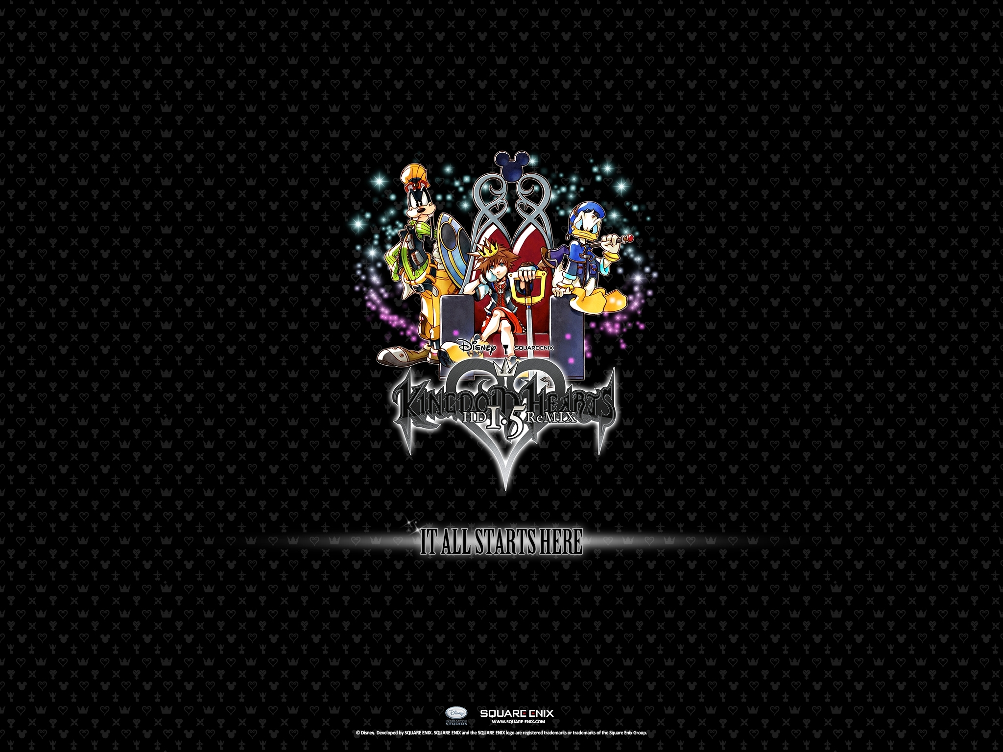 10 Most Popular Kingdom Hearts Hd Wallpapers FULL HD 1920×1080 For