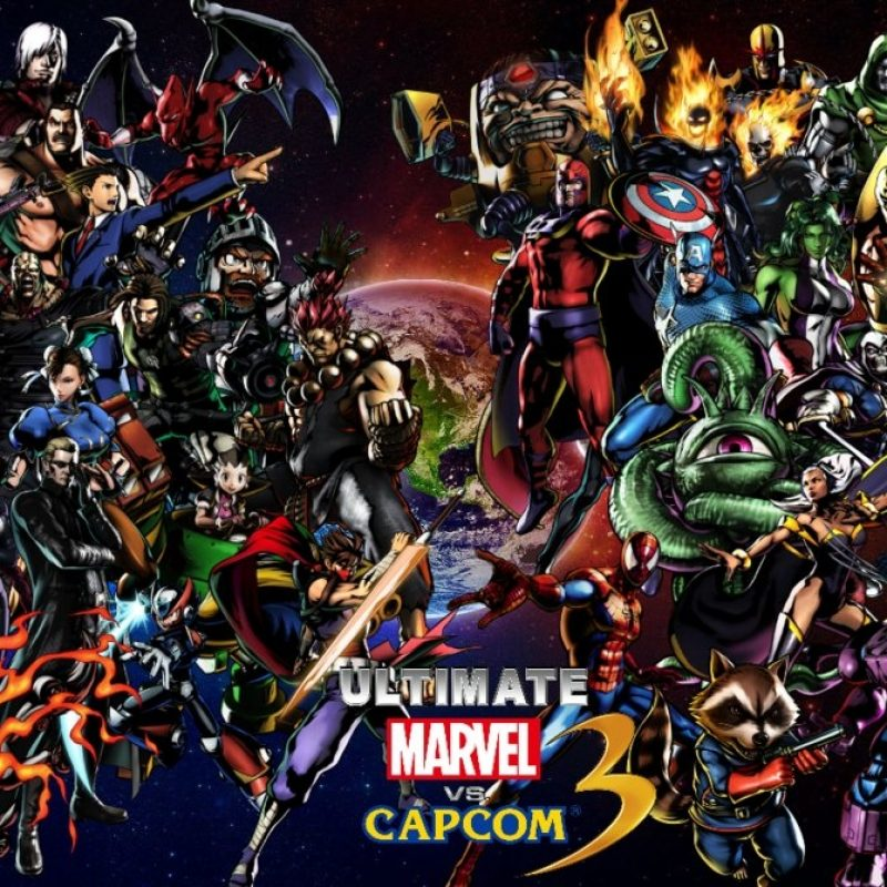 10 Most Popular Ultimate Marvel Vs Capcom 3 Wallpaper FULL HD 1920×1080 For PC Background 2021 free download ultimate marvel vs capcom 3 cast wallpaperbxb minamimoto on 1 800x800