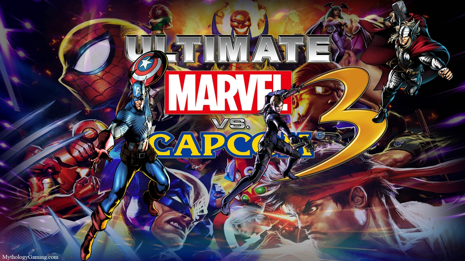 ultimate marvel vs. capcom 3 - lutris