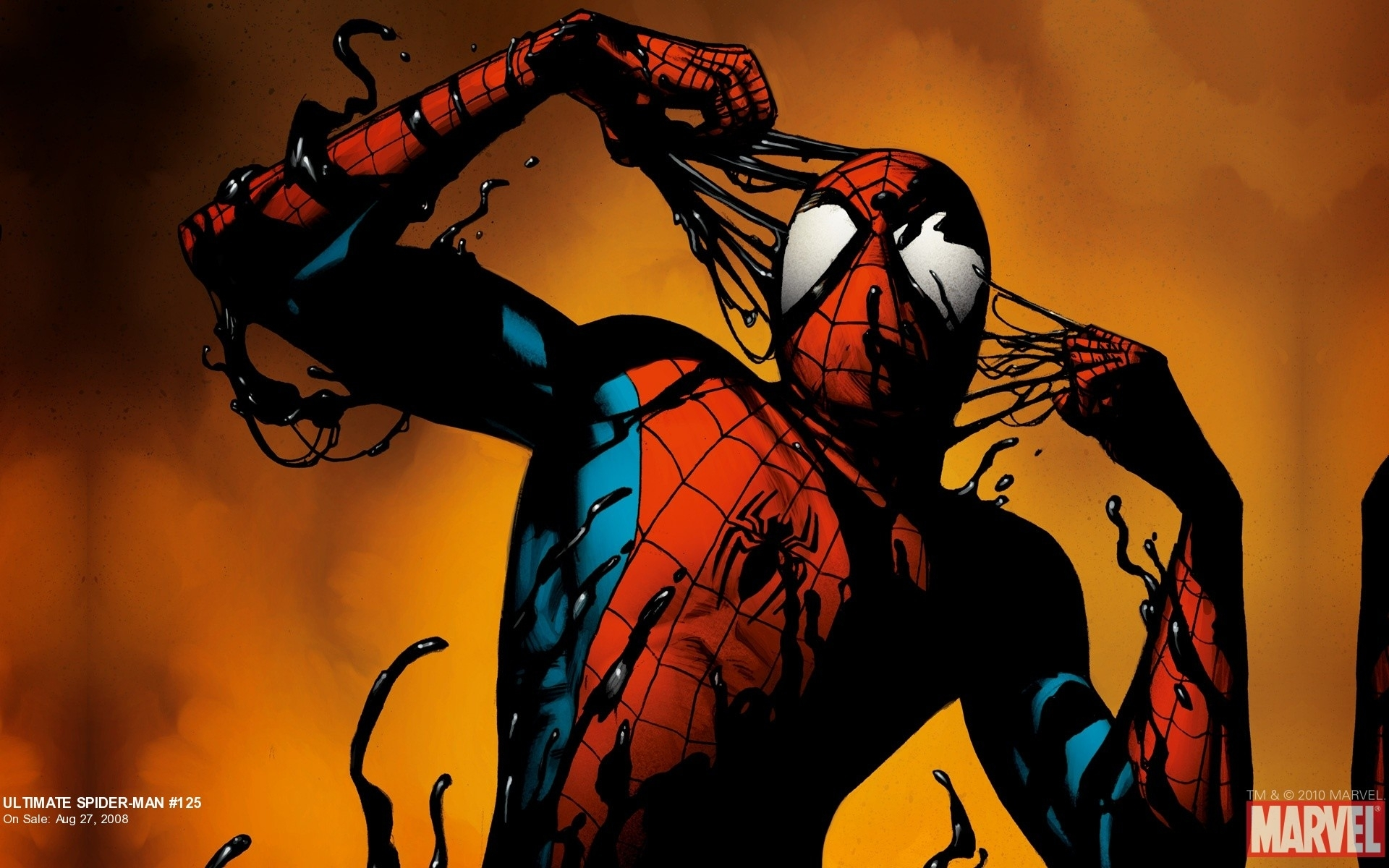 10 Best Spider Man 2099 Wallpaper Hd Full Hd 1920 1080 For: 10 Top Ultimate Spider Man Comic Wallpaper FULL HD 1920