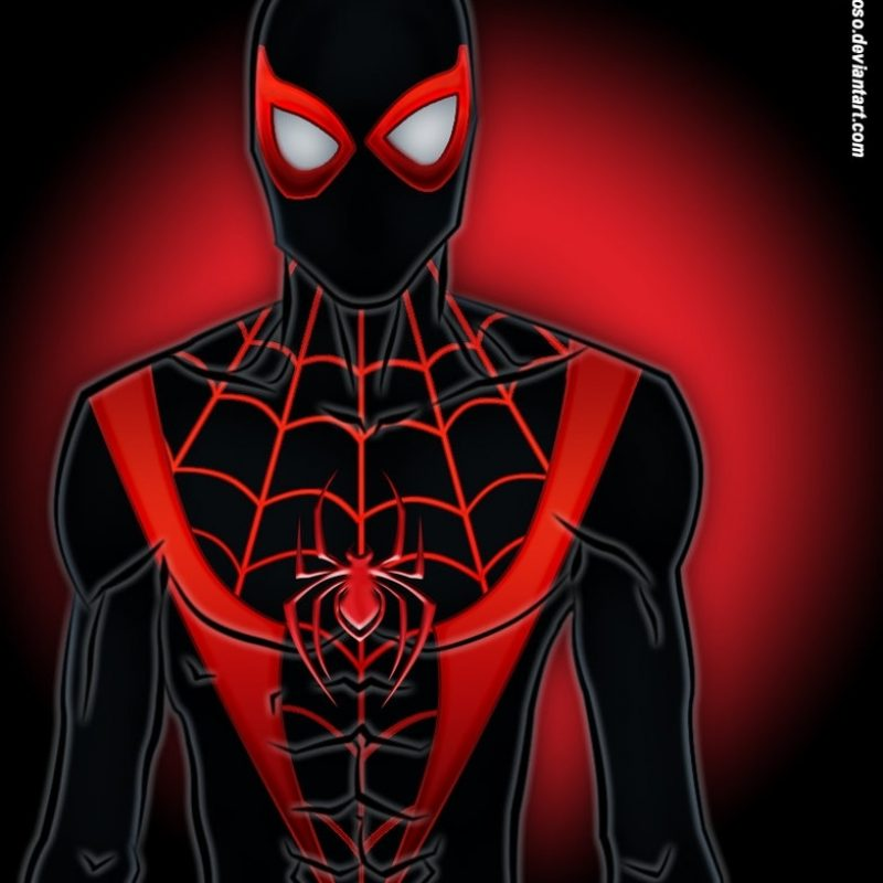 10 New Miles Morales Spider Man Wallpaper FULL HD 1920×1080 For PC Background 2018 free download ultimate spider man miles morales variant suitxvrcardoso on 800x800