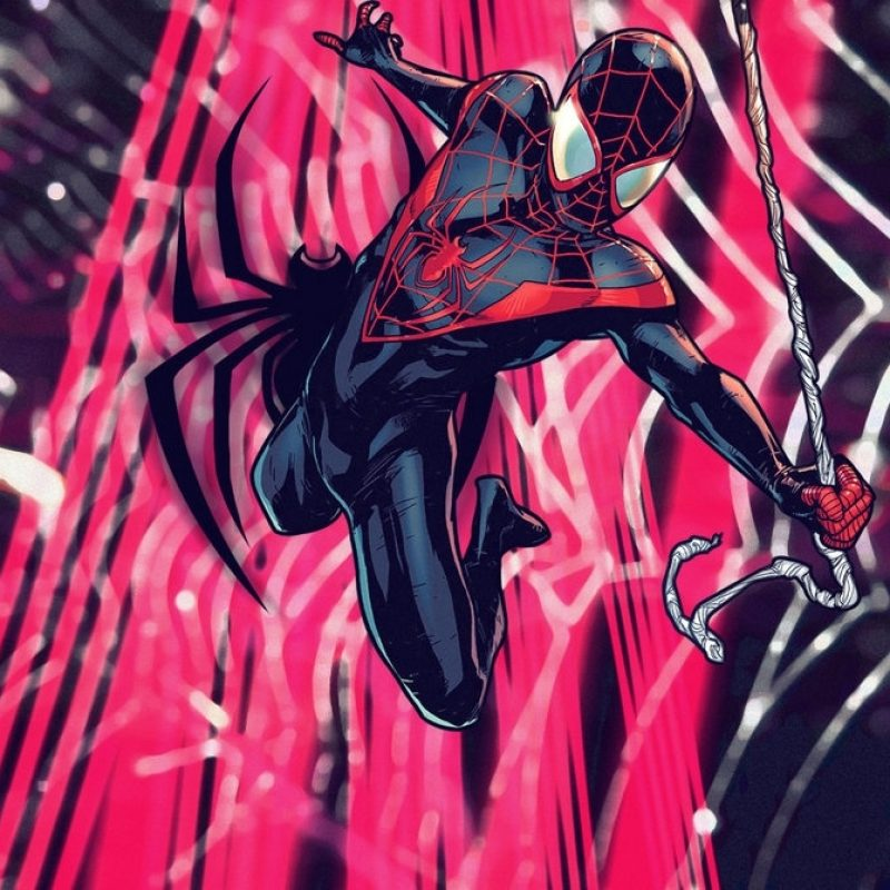 10 Top Ultimate Spider Man Comic Wallpaper FULL HD 1920×1080 For PC Background 2018 free download ultimate spider man miles wallpapersquiddytron on deviantart 1 800x800