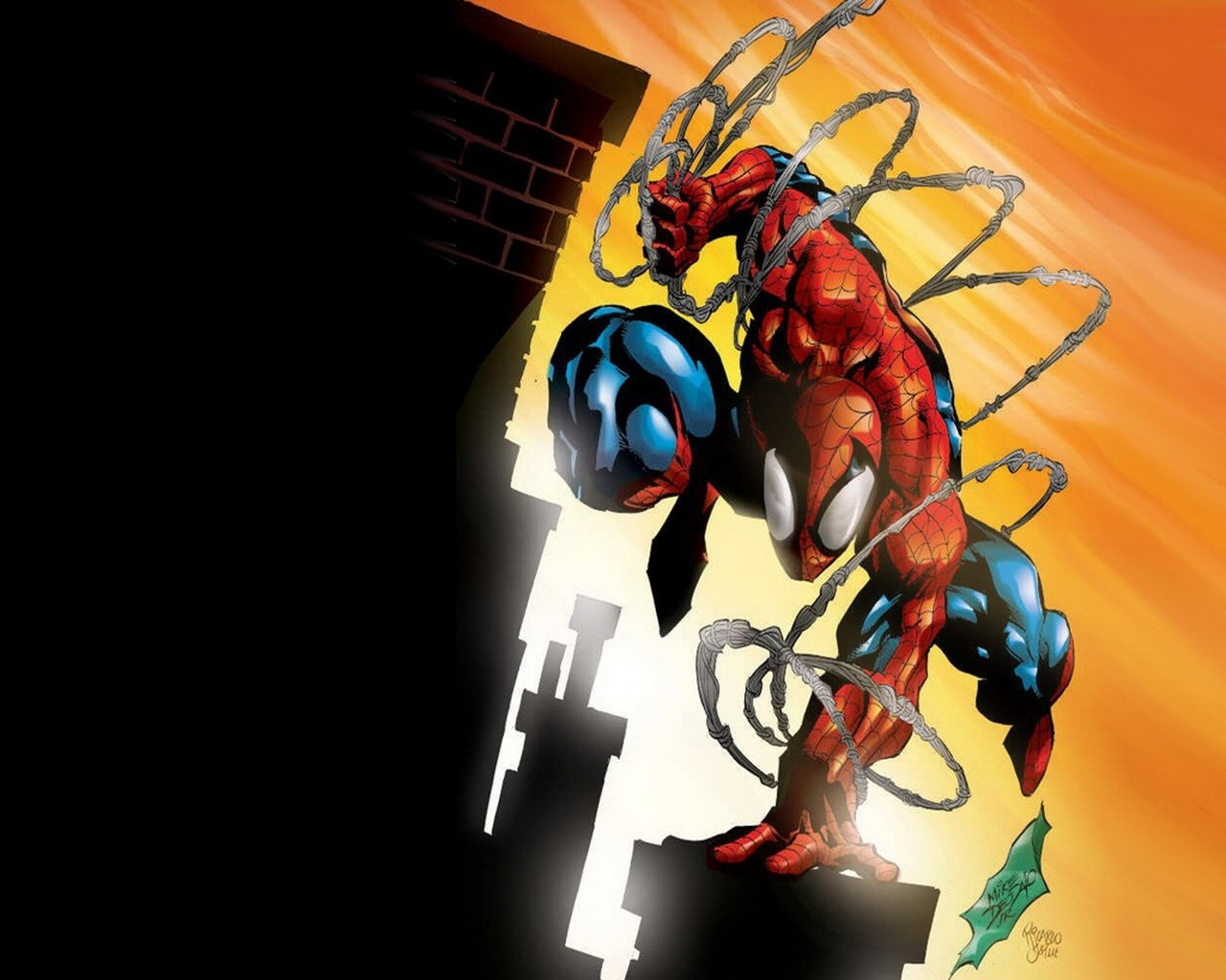 ultimate spider-man wallpapers and background images - stmed