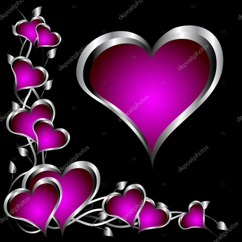 10 Most Popular Pictures Of Purple Hearts FULL HD 1920×1080 For PC Desktop 2020 free download un purple hearts valentin fond image vectorielle mhprice 4354373 800x800