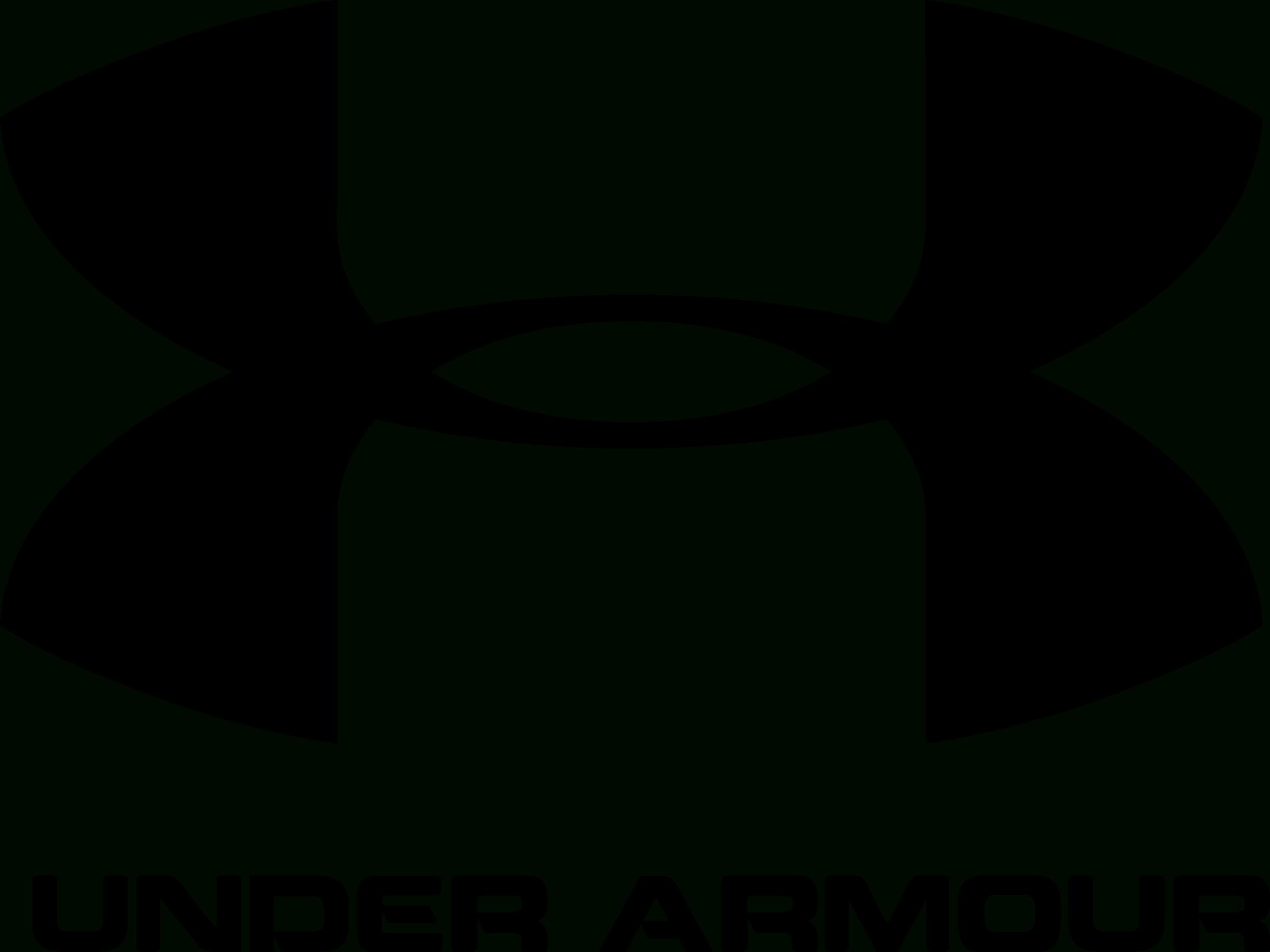 under armour logo png transparent & svg vector - freebie supply