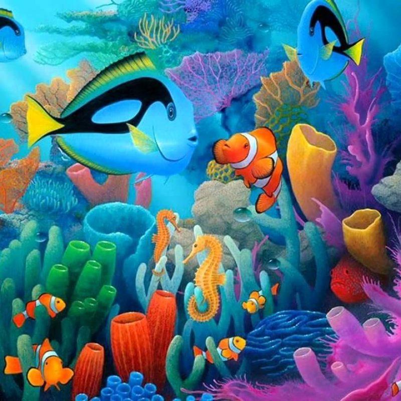 10 Best Under The Sea Wallpaper FULL HD 1920×1080 For PC Desktop 2018 free download under sea wallpaper youtube 800x800
