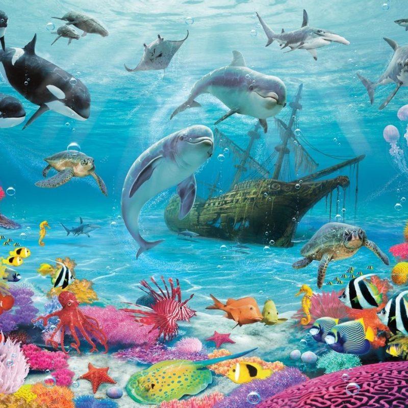 10 Best Under The Sea Wallpaper FULL HD 1920×1080 For PC Desktop 2021 free download under the sea wallpaper mural harry potter pinterest sea 800x800