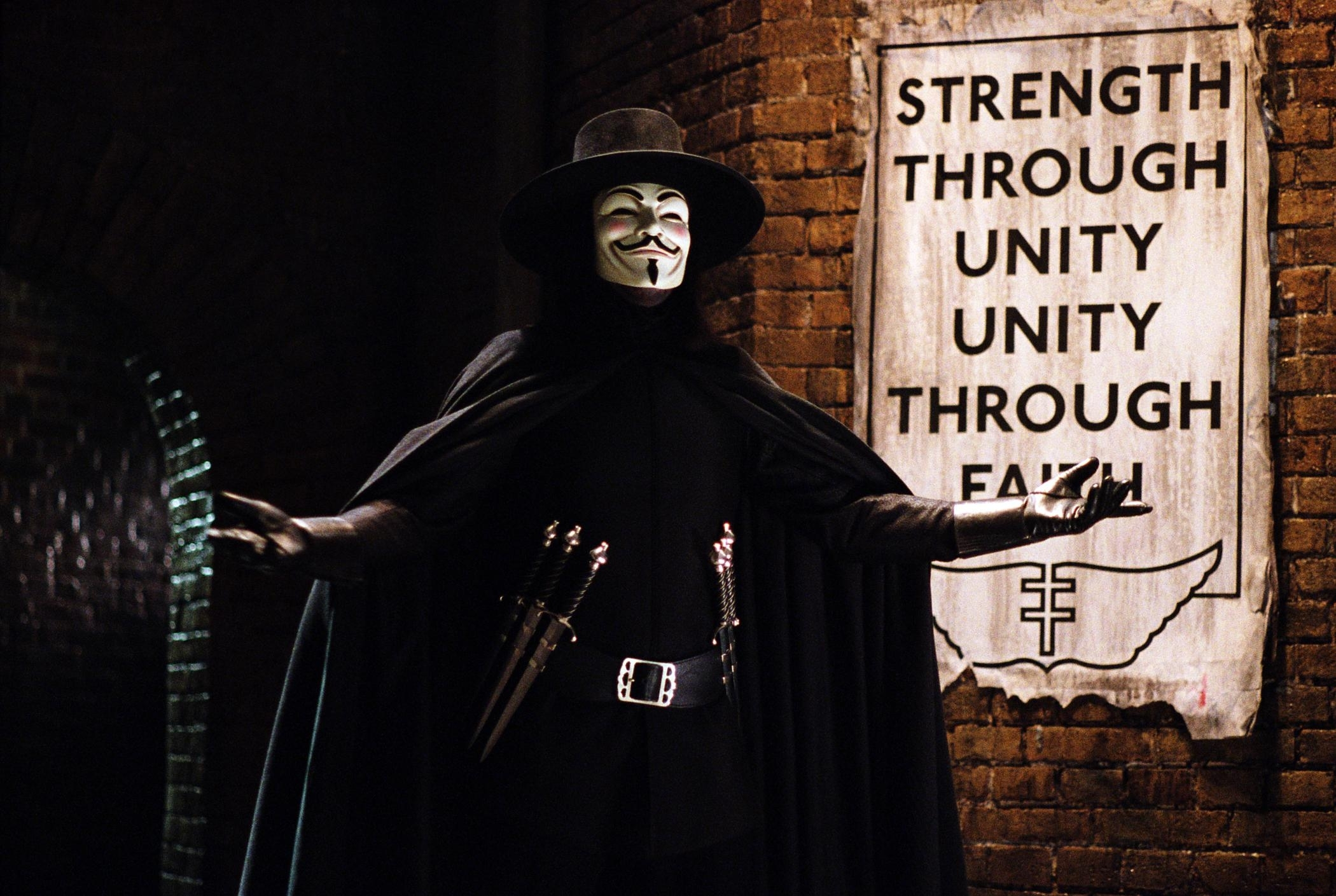 underrated classics: 'v for vendetta' | the connector