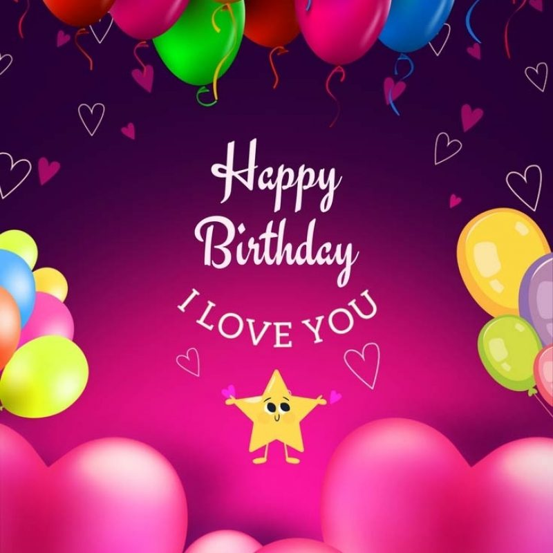 10 Best Happy Birthday Love Pics FULL HD 1920×1080 For PC Desktop 2020 free download unique emotional and romantic birthday wishes for your love 800x800