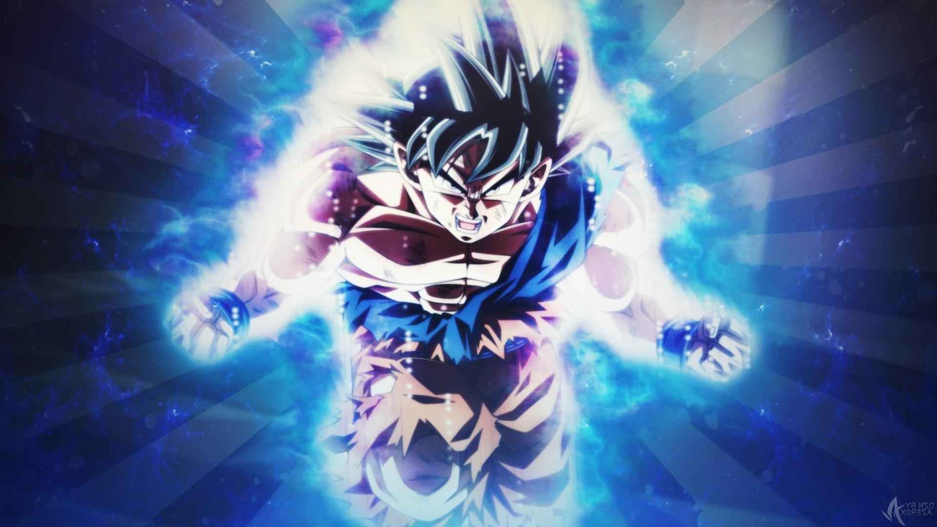 Ultra Instinct Goku Hd Wallpaper: Son Goku Ultra Instinct Wallpaper Iphone Labzada Wallpaper