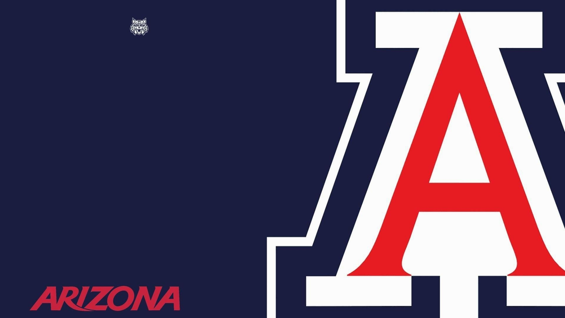 university of arizona logo desktop wallpaper 62473 1920x1080 px