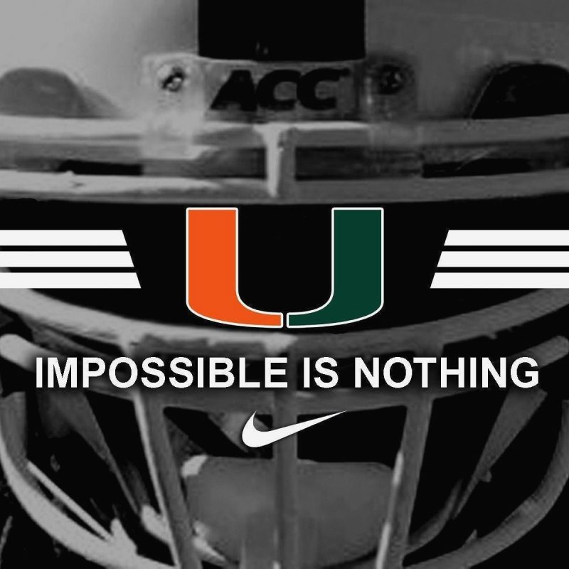 10 Most Popular Miami Hurricanes Football Wallpaper FULL HD 1920×1080 For PC Desktop 2020 free download university of miami football wallpaper free download images and 800x800