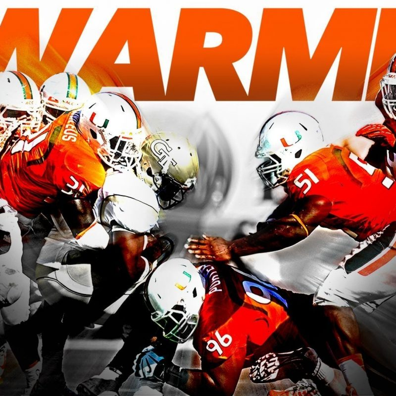 10 Top Miami Hurricane Football Wallpaper FULL HD 1080p For PC Background 2020 free download university of miami football wallpapers group 50 1 800x800
