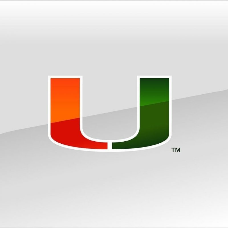 10 Best University Of Miami Background FULL HD 1920×1080 For PC Background 2018 free download university of miami football wallpapers group 50 800x800