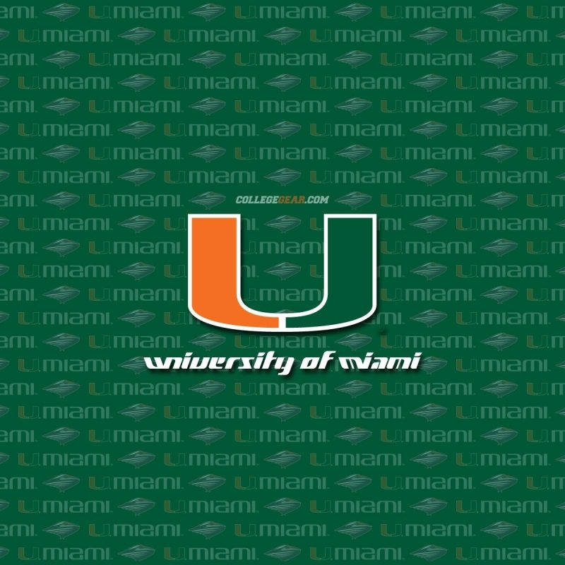 10 Best University Of Miami Wallpaper FULL HD 1080p For PC Desktop 2018 free download university of miami walldevil 800x800