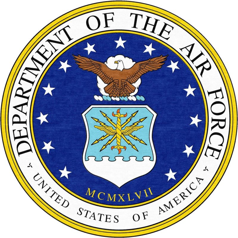 10 New Air Force Logo Image FULL HD 1920×1080 For PC Background 2020 free download us air force round logo rug rug rats 800x800
