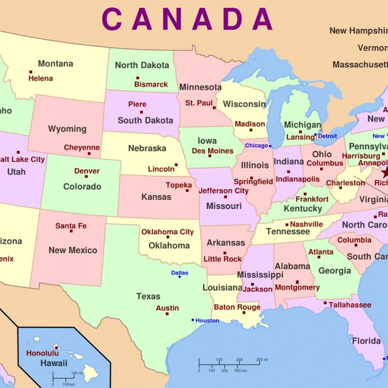 10 Most Popular Map Of Usa Hd FULL HD 1920×1080 For PC Background 2021 free download usa map cities image free hd images 800x800