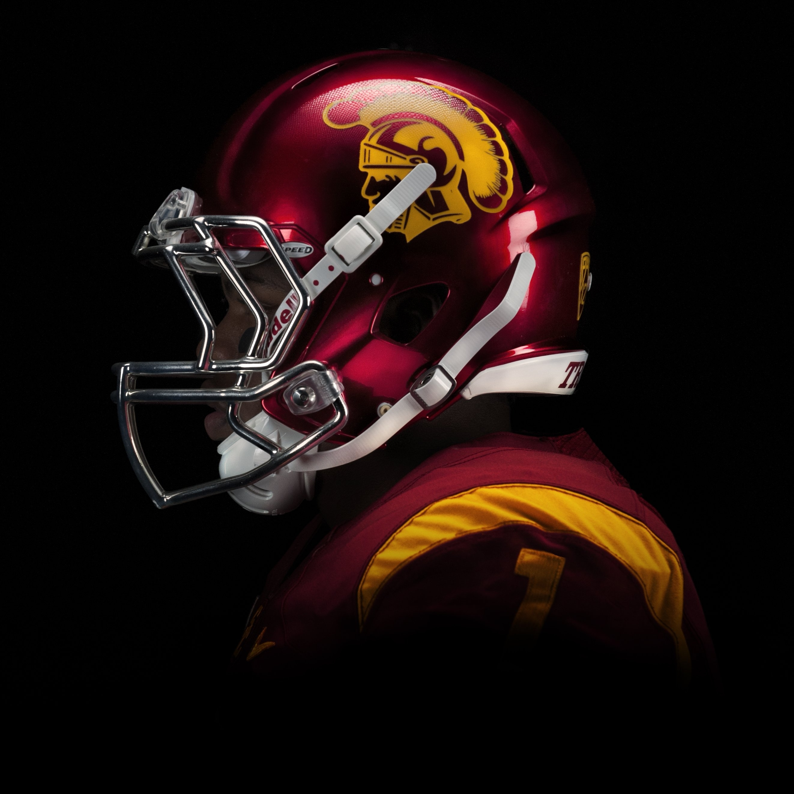 Title Usc Trojans College Football Wallpaper