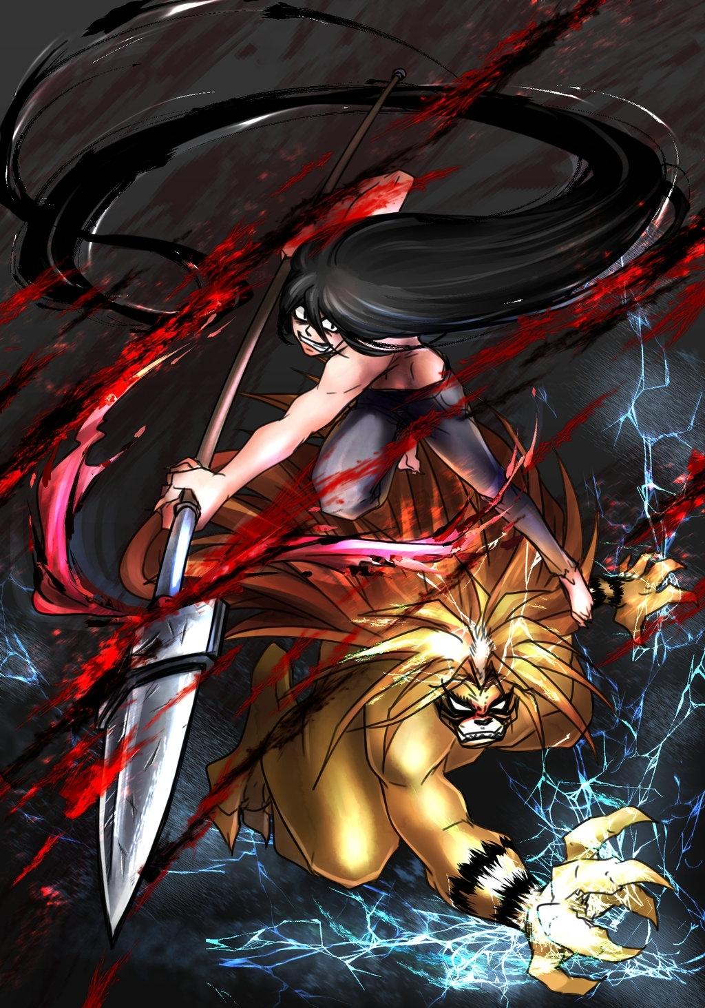 ushio & tora hd wallpapers | wallpapersin4k