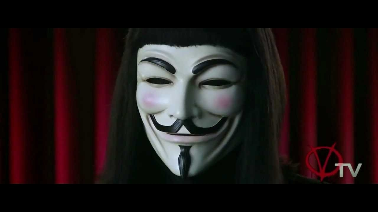 v for vendetta: the revolutionary speech (hd) - youtube