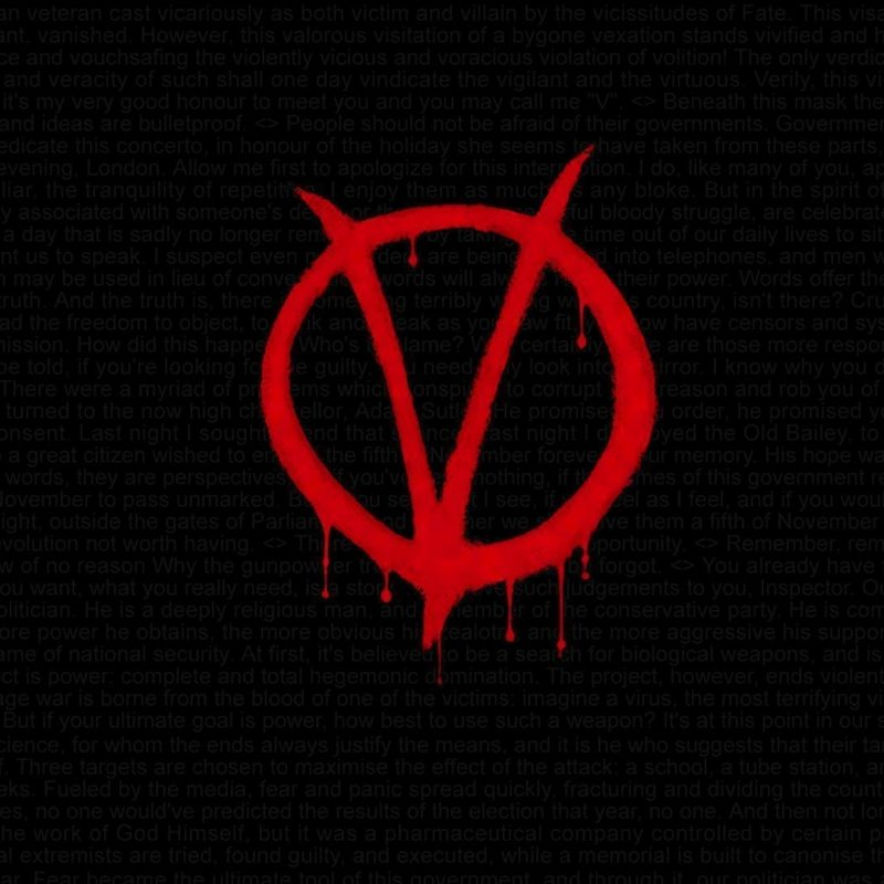10 Best V For Vendetta Wallpaper Hd FULL HD 1080p For PC Background 2018 free download v for vendetta wallpapers hd wallpaper cave 800x800