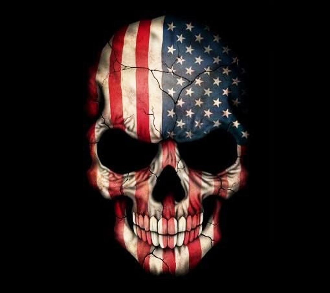 vamerican flag versus download android ideas free skull wallpapers