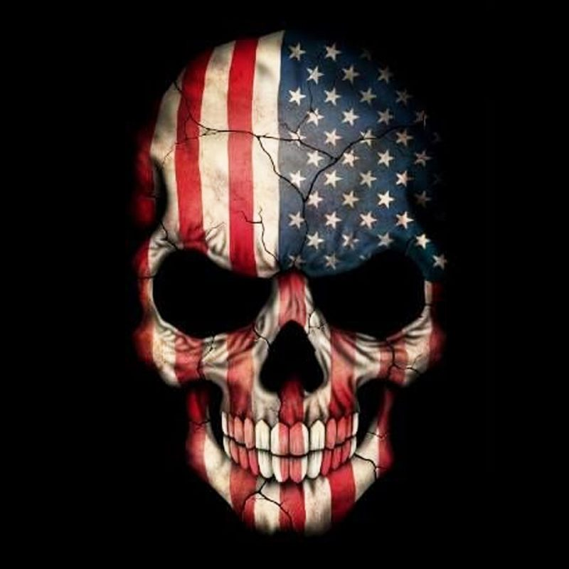 10 Best Skull Wallpaper For Android FULL HD 1080p For PC Background 2018 free download vamerican flag versus download android ideas free skull wallpapers 800x800