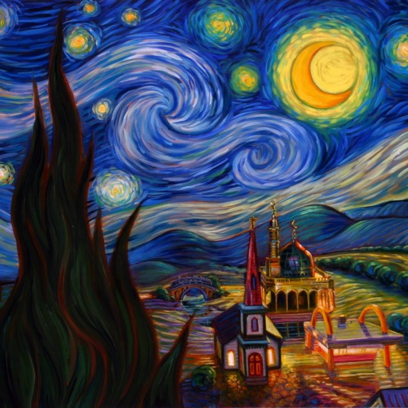 10 Top Vincent Van Gogh Starry Night Over The Rhone Wallpaper FULL HD 1920×1080 For PC Background 2021 free download van gogh starry night wallpaper the starry night vincent van gogh 800x800