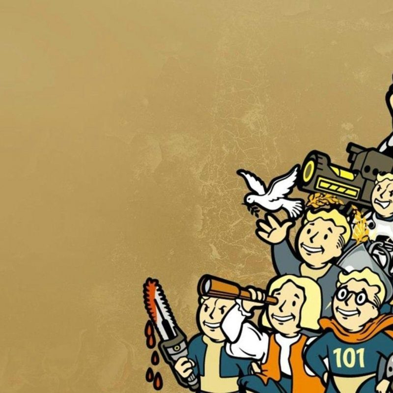 10 Most Popular Fallout Wallpaper Vault Boy FULL HD 1080p For PC Background 2018 free download vault boy wallpapers wallpaper cave 5 800x800
