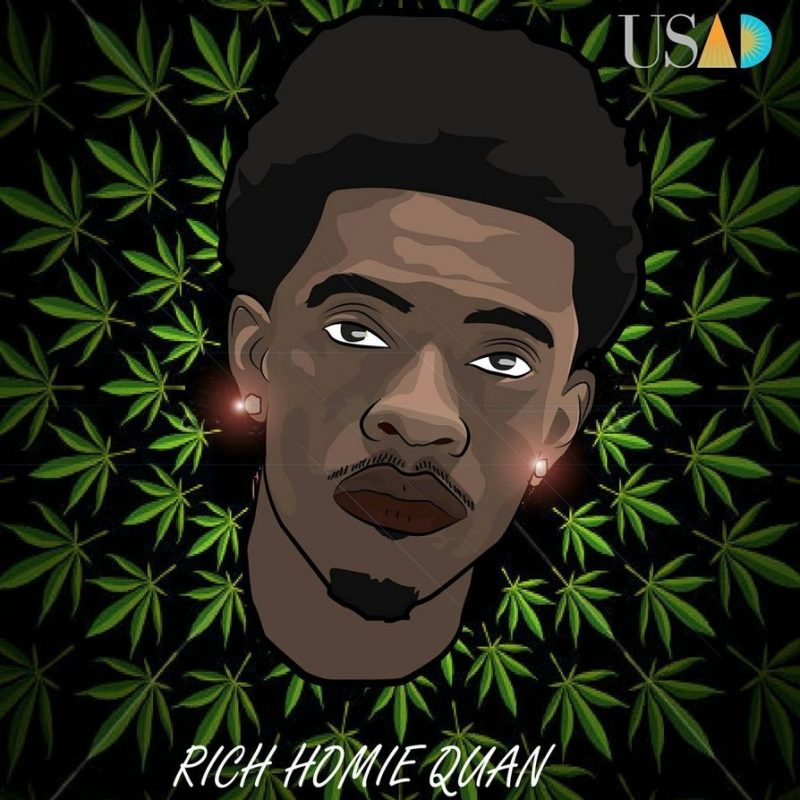 10 Latest Rich Homie Quan Wallpaper FULL HD 1080p For PC Desktop 2020 free download vector art of rich homie quanusadbeat on deviantart 800x800