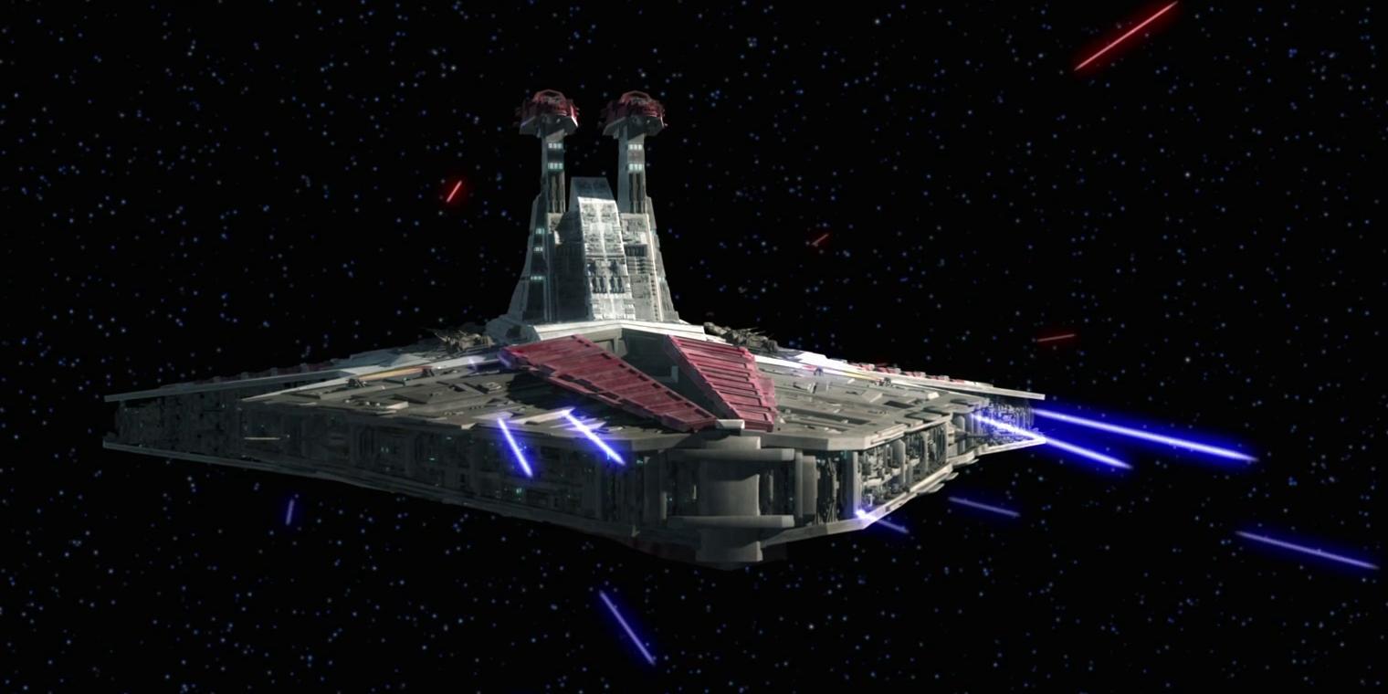 venator-class star destroyer | galactic republic ships (canon