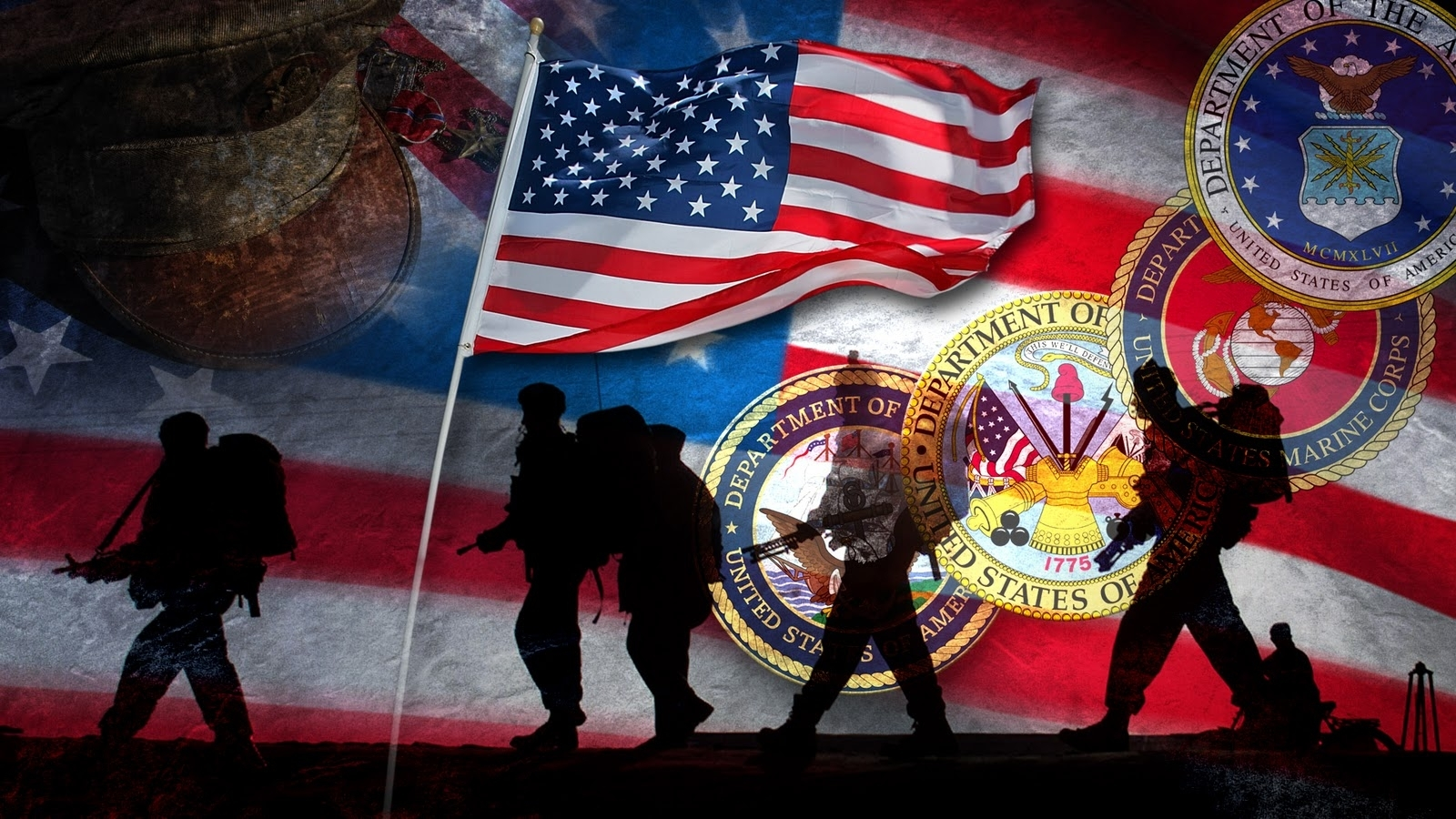 veterans day wallpaper and background image | 1600x900 | id:652175