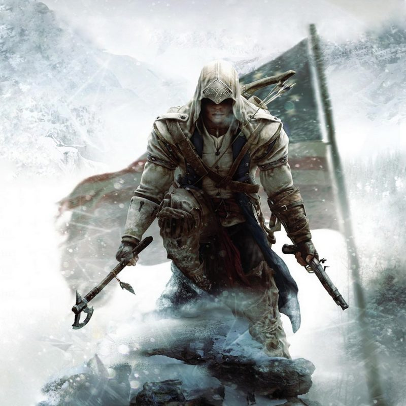 10 Best Assassin Creed 3 Wallpaper FULL HD 1920×1080 For PC Desktop 2020 free download video game assassins creed iii wallpapers desktop phone tablet 2 800x800