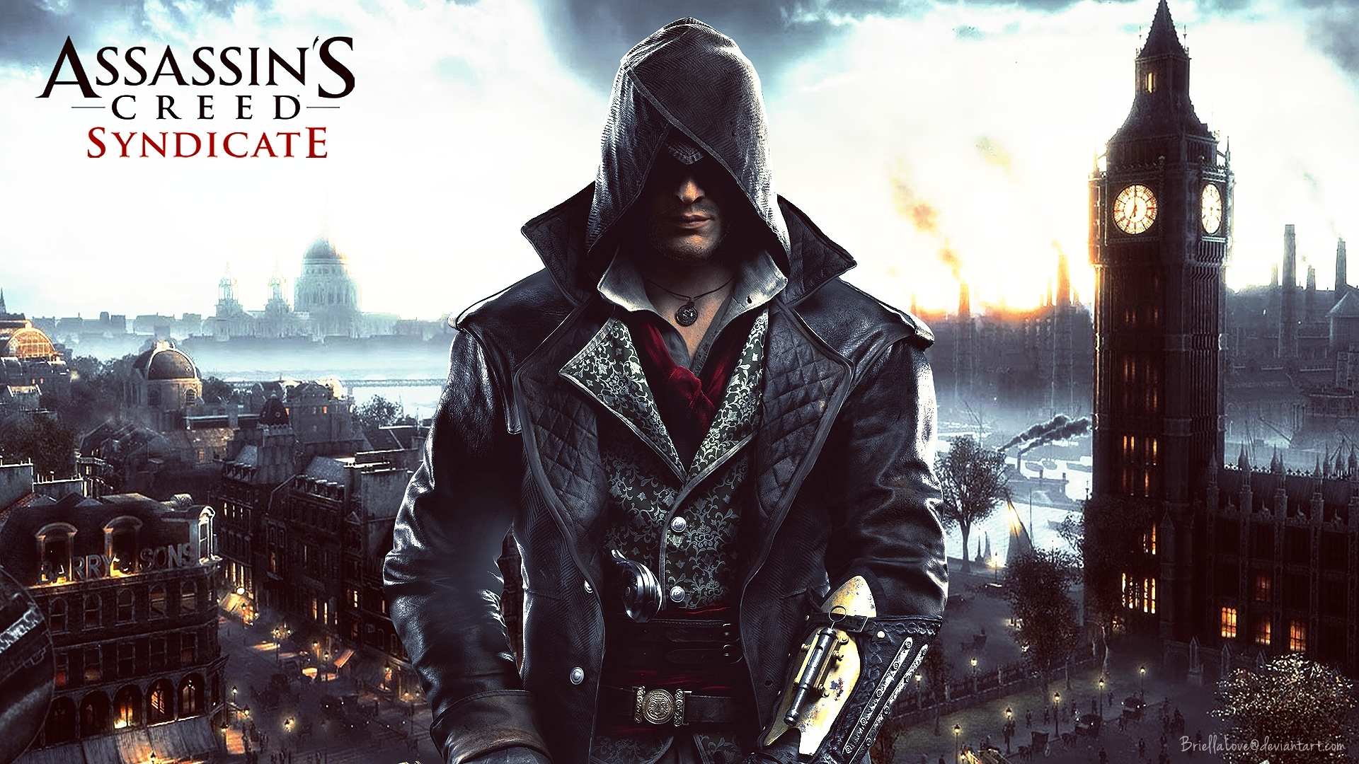 video game assassin's creed: syndicate wallpapers (desktop, phone