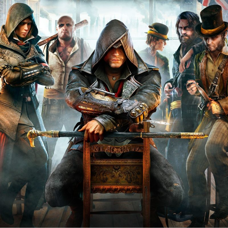 10 Most Popular Assassins Creed Syndicate Wallpaper Hd FULL HD 1080p For PC Desktop 2018 free download video games assassins creed assassins creed syndicate wallpapers 800x800