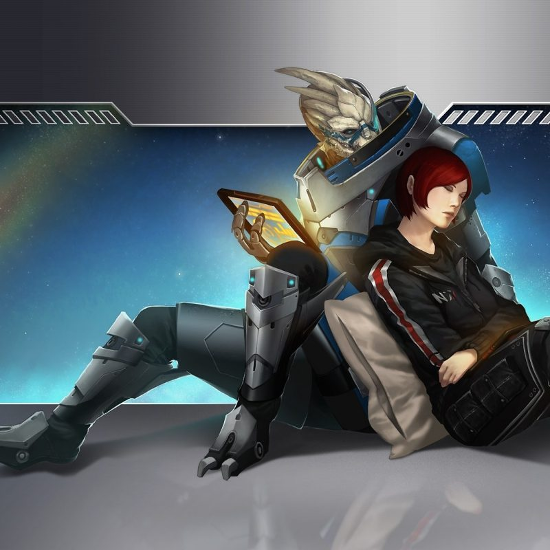 10 Latest Mass Effect Garrus Wallpaper FULL HD 1080p For PC Desktop 2018 free download video games mass effect n7 garrus vakarian femshep commander 800x800