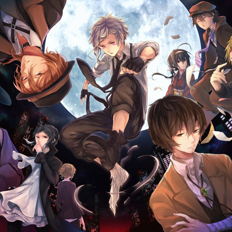 10 Latest Bungo Stray Dogs Wallpaper FULL HD 1920×1080 For PC Background 2018 free download view download comment and rate this 1920x1372 bungou stray dogs 800x800