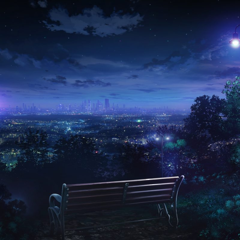 10 Most Popular Anime City Street Background Night FULL HD 1080p For PC Background 2021 free download view of city at night full hd wallpaper and background image 800x800