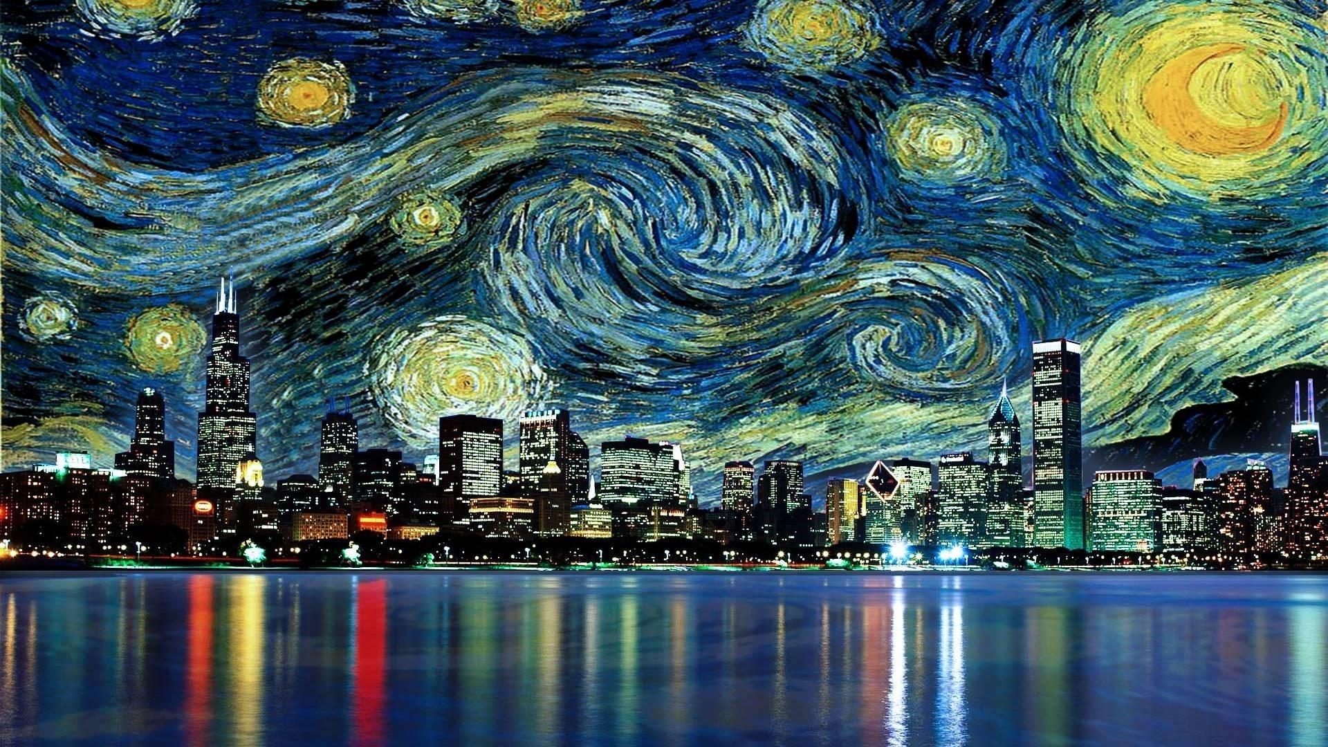 10 Best Starry Night Desktop Wallpaper Full Hd 1080p For Pc