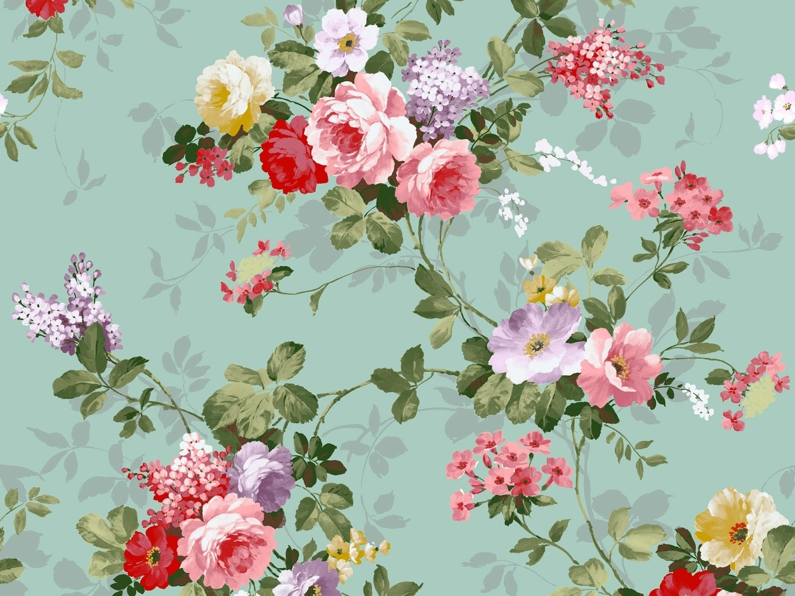 10 Latest Vintage Floral Wallpaper Desktop FULL HD 1080p For PC Desktop